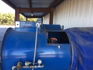 Pecan Dryer 2.5 Million BTUs
