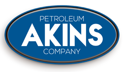 Akins Petroleum Company Logo